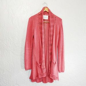 Angel of the North {Anthropologie} Cardigan